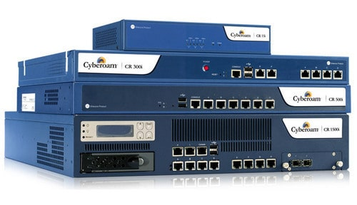 Cyberoam Firewall Providers in India