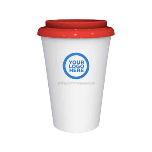 Promotional Ceramic Cup with Lid
