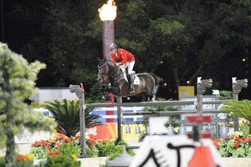 Showjumping Loses Superstar Hickstead