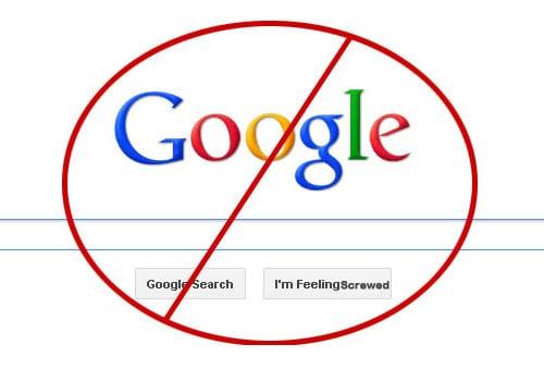 no more google