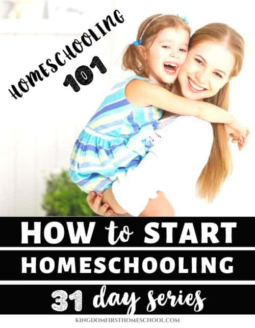 How to start homeschooling - Homeschooling 101
