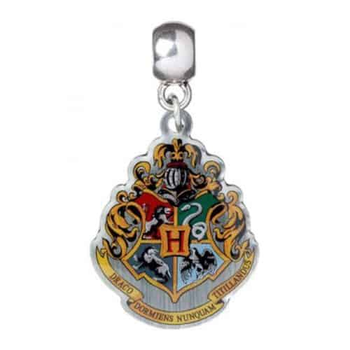 Charm Pendente Stemma di Hogwarts Harry Potter