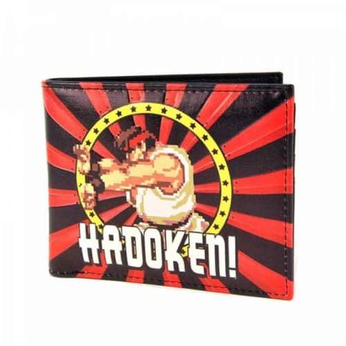 portafoglio street fighter Capcom Hadoken