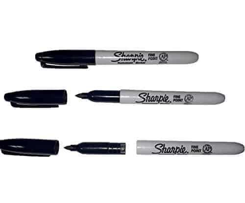 sharpie marker secret safe