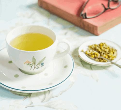 Camomile Tea with Honey Recipe