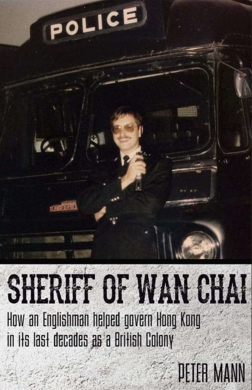 Book cover image - Sheriff of Wan Chai