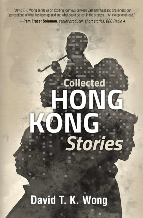 Book cover image - Collected Hong Kong Stories