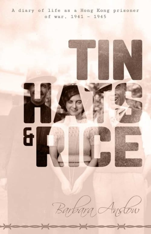 Book cover image - Tin Hats and Rice