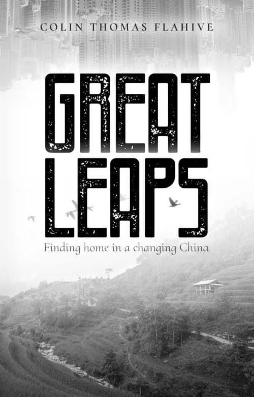 Book cover image - Great Leaps