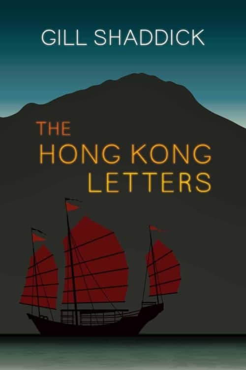 Book cover image - The Hong Kong Letters