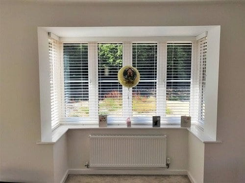 Hardwood Wooden Venetian Blinds