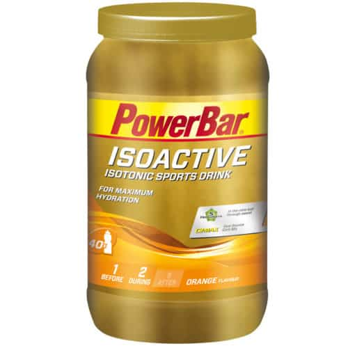 powerbar isoactive 1320g dose