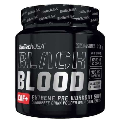 biotech usa black blood caf