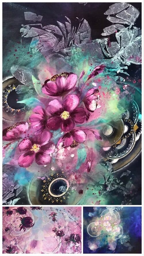 Ana_Paz_Painting_Flowers_Workshop