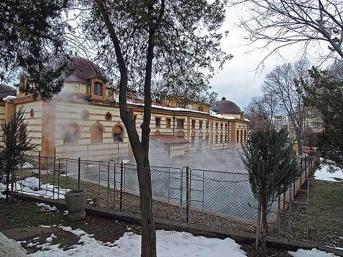 Aguas termales naturales - el tesoro líquido de Bulgaria