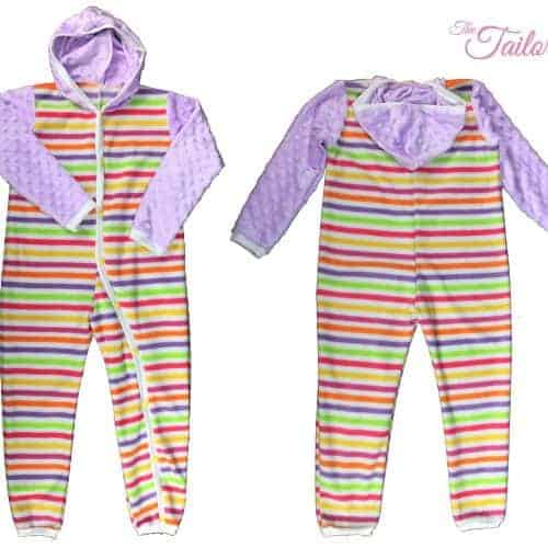 The Tailoress PDF Sewing Patterns - Rompers / Sleep Suits