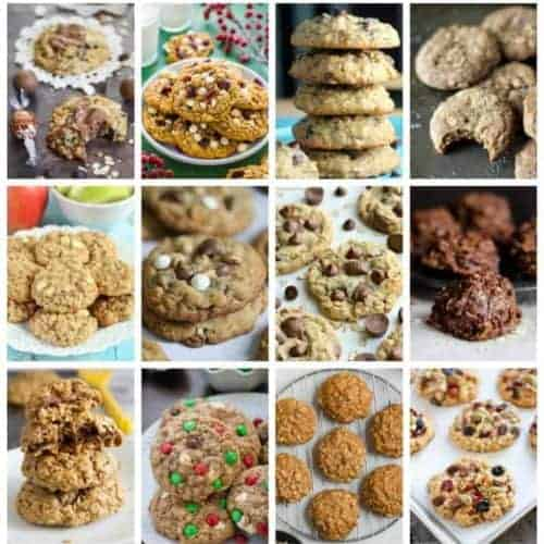 24 Oatmeal Cookie Makeovers To Love