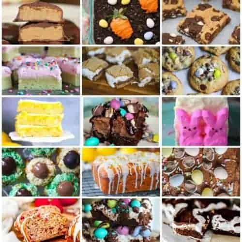 45+ Awesome Easter & Spring Desserts