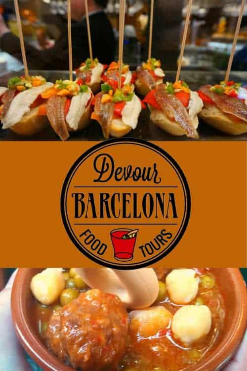 Devour Barcelona