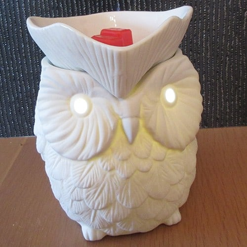 Owl Candle Warmer From Scentsy - Scentsy UK ...