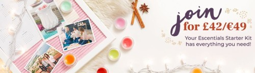 Join scentsy for half price - limited time offer on scentsy starter kits