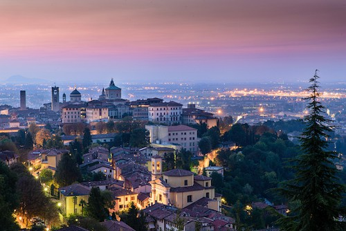 Charming Towns and Villages to Visit in Italy - Bergamo | Winetraveler.com