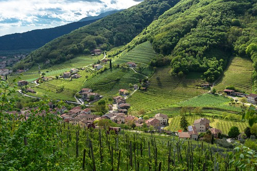 Visit Prosecco Road in Italy - Best Italian Cities to Visit | Winetraveler.com