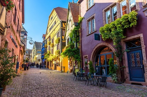 Where To Stay Along the Alsace Wine Route Itinerary