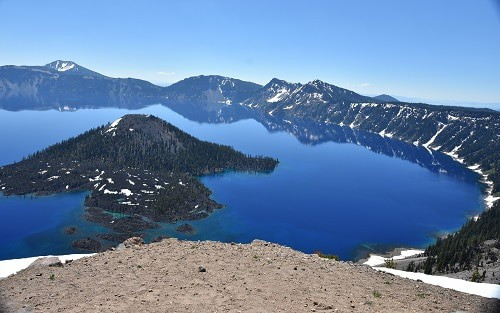 Stop 5: Crater Lake National Park (2 Nights)