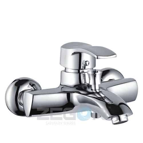 Смеситель для ванны Zegor Z31-SBS-А279
