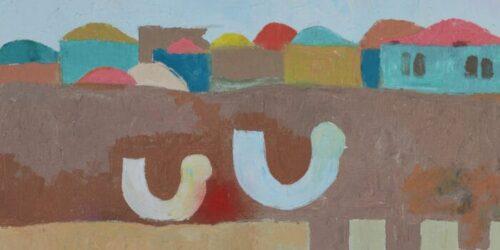 Issam Bader Zawyeh Gallery Palestinian Artist