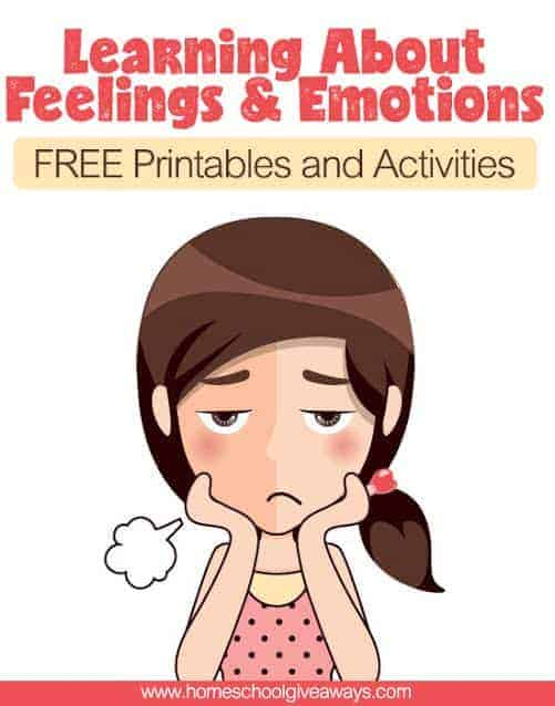 Free Printables And Activities On Feelings And Emotions - View Printable Emotions Worksheets For Kindergarten Background
