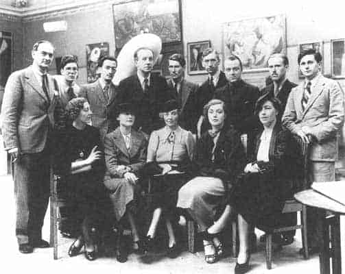 International Surrealist Exhibition, New Burlington Galleries, London, 1936.