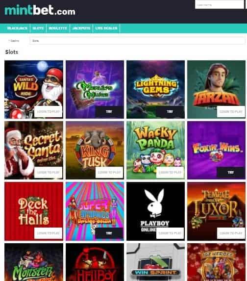 Mintbet.com free bonus