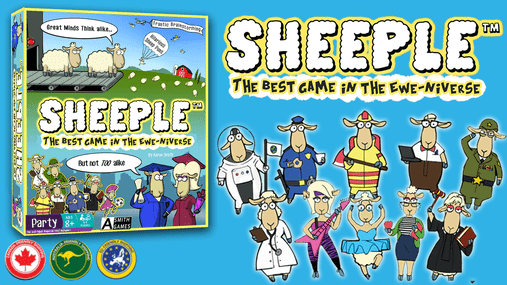 best board games online -SHEEPLE The Board Game