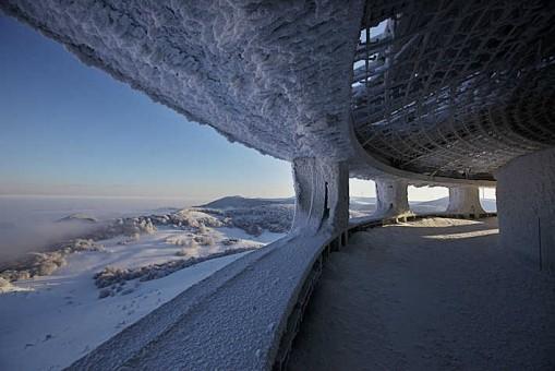 Buzludzha : El monumento con forma de OVNI