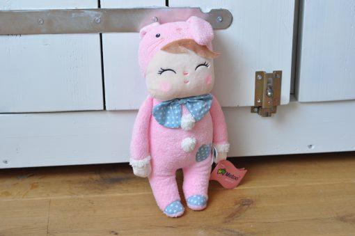 metoo plush pink bunny