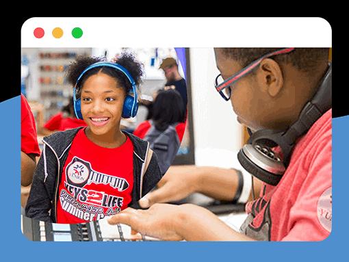 01-Keys-2-Life-Virtual-Camp 2020 Virtual Enrichment Academy by The Yunion in Wayne County, Detroit Michigan Healing Girls and Saving Boys Jason Wilson