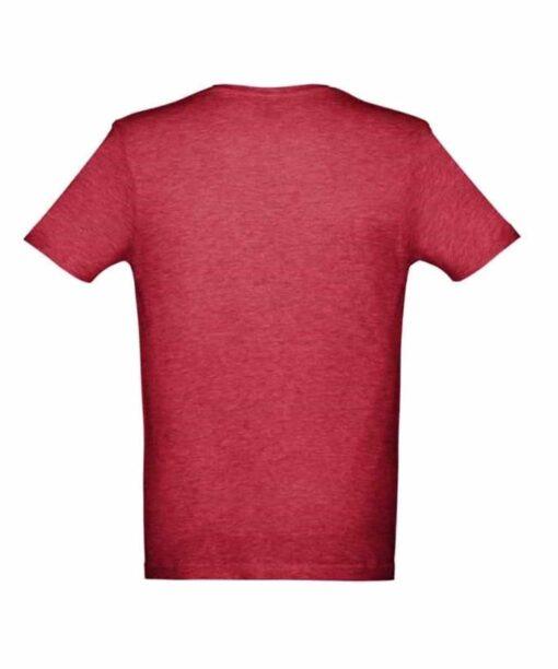 Tshirt thc-athens vermelha trás