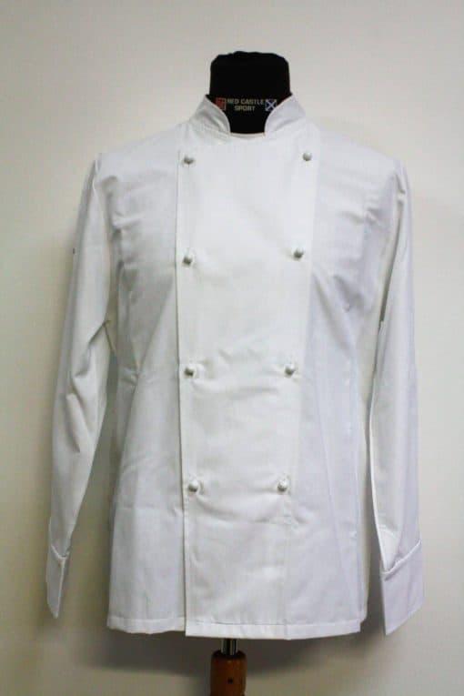 Jaleca Chef Classic em sarja