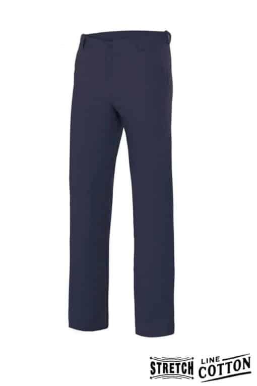Calças azul Marinho