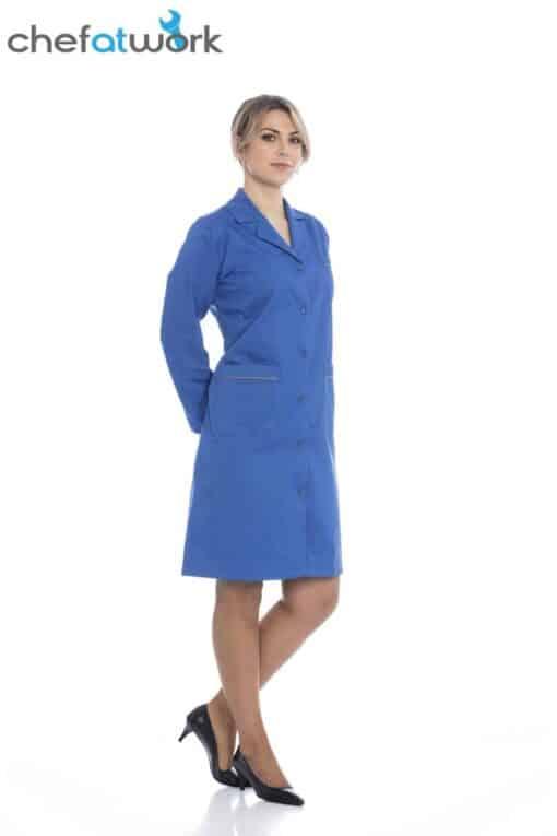 Bata de senhora 1828 azul