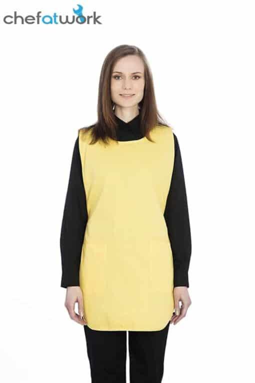 Babeiro amarelo 2589