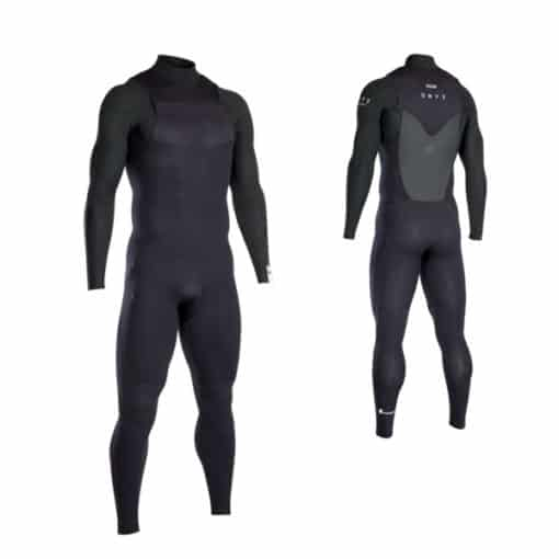 Ion Onyx Element semidry 5-4 Frontzip black