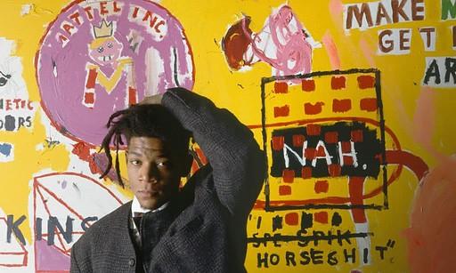 Jean-Michel Basquiat Modern artists