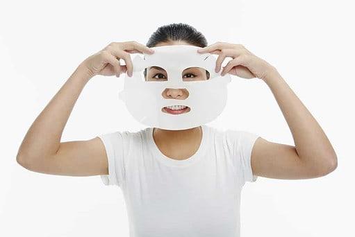 how to do facial