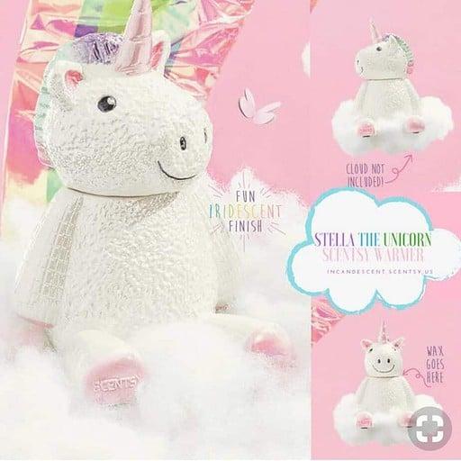 Unicorn Electric Wax Warmer - Buy Online at wickfreecandles.co.uk