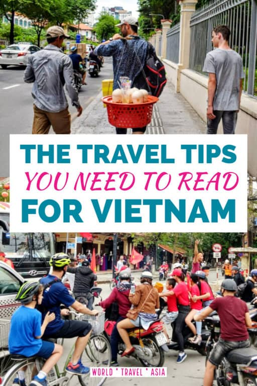 The travel tips you need to read for Vietnam