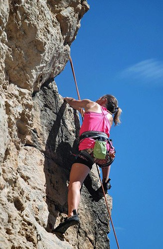yoga climbing portugal
