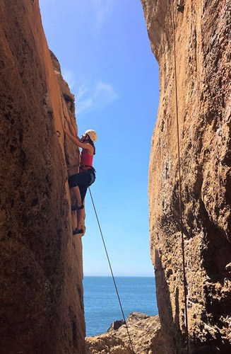 portugal rock climbing